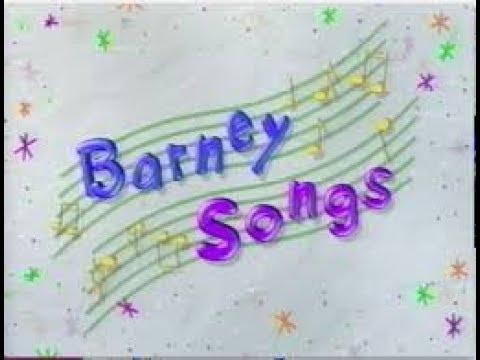 Barney Songs Custom Theme