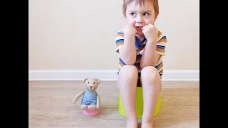 Potty Training Your Child