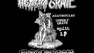 Unholy Grave   -   sentimental hypocrisy.
