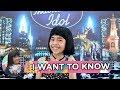 Judika Ga Ingat Kalau Alifa Pernah Jadi Juri Indonesian Idol  - I Want To Know (28/1)