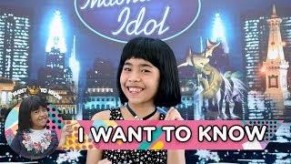 Baixar Judika Ga Ingat Kalau Alifa Pernah Jadi Juri Indonesian Idol  - I Want To Know (28/1)