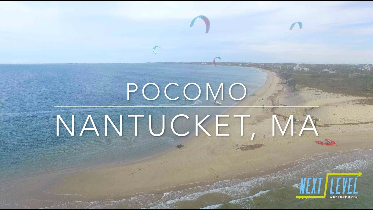 How To Kiteboard Pocomo Point Nantucket Ma Next Level Watersports