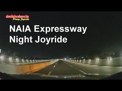 Pinoy Joyride - NAIA Expressway Night Joyride