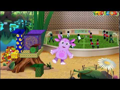 Лунтик Подготовка к школе Тренируем память и внимание. Обучающая игра для детей смотреть онлайн