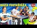 COSA C'È NEL MIO CASSONE (BAULE PORTASELLA TELESILVIA) - Vlog in maneggio preparazione pre-gara