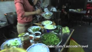 Chao Ga Chicken Rice Soup   Kon Tum   Vietnam