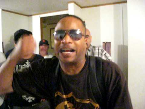 rasheed from dope house records freestlyle in dodge city ks (souljahtv)