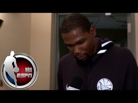 Kevin Durant, Golden State Warriors beat Cleveland Cavaliers on the road | ESPN