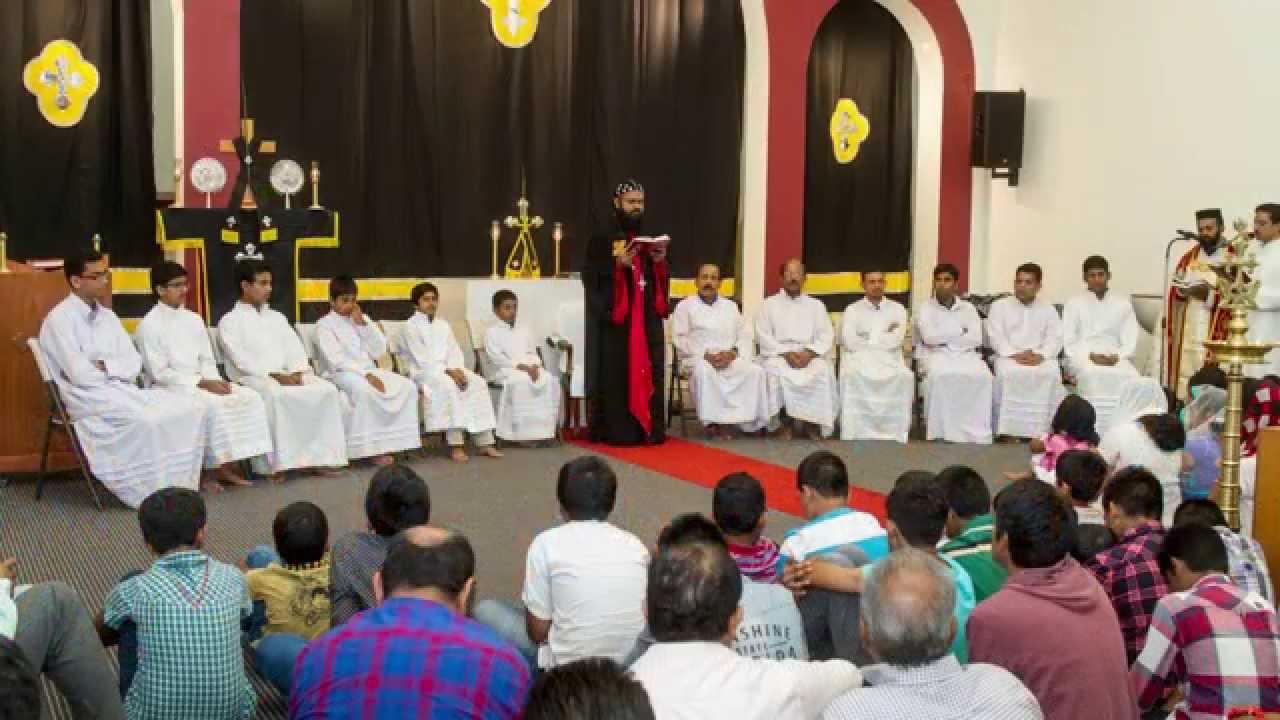 Kalkazhukal Shushrusha - St. Mary's JSO Church, Sydney ...