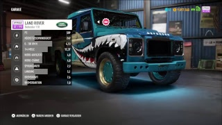 NFS Payback (german) NEUES stillgelegtes auto fundort