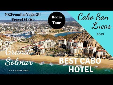 Travel Vlog & Review Of Grand Solmar Cabo San Lucas, Mexico