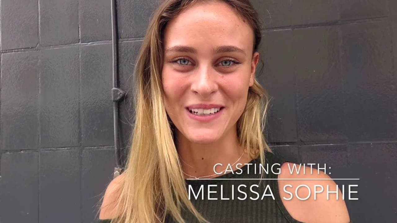 Casting with Model Melissa