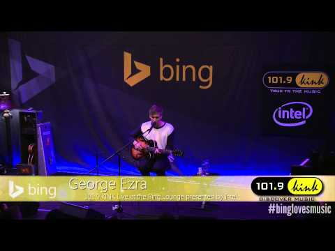George Ezra - Listen To The Man (Bing Lounge)