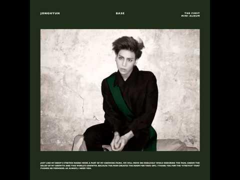 Jonghyun 종현 SHINee - 데자 부 Deja Boo Feat  Zion T (Mini Album)   The 1st Mini Album 'BASE'