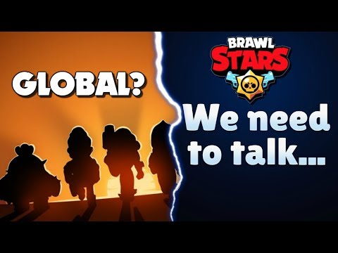 BRAWL STARS - Global or Killed?!? HUGE Supercell Announcement!!