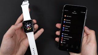Apple Watch: Einrichten & mit iPhone verbinden | SwagTab