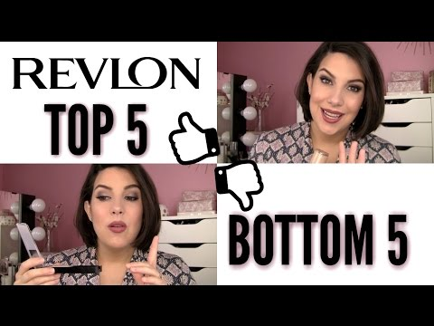 Top 5 Bottom 5: REVLON MAKEUP