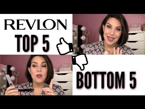 Top 5 Bottom 5: REVLON MAKEUP