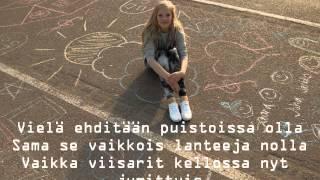 Tuuli - Koko kesä aikaa (lyrics)