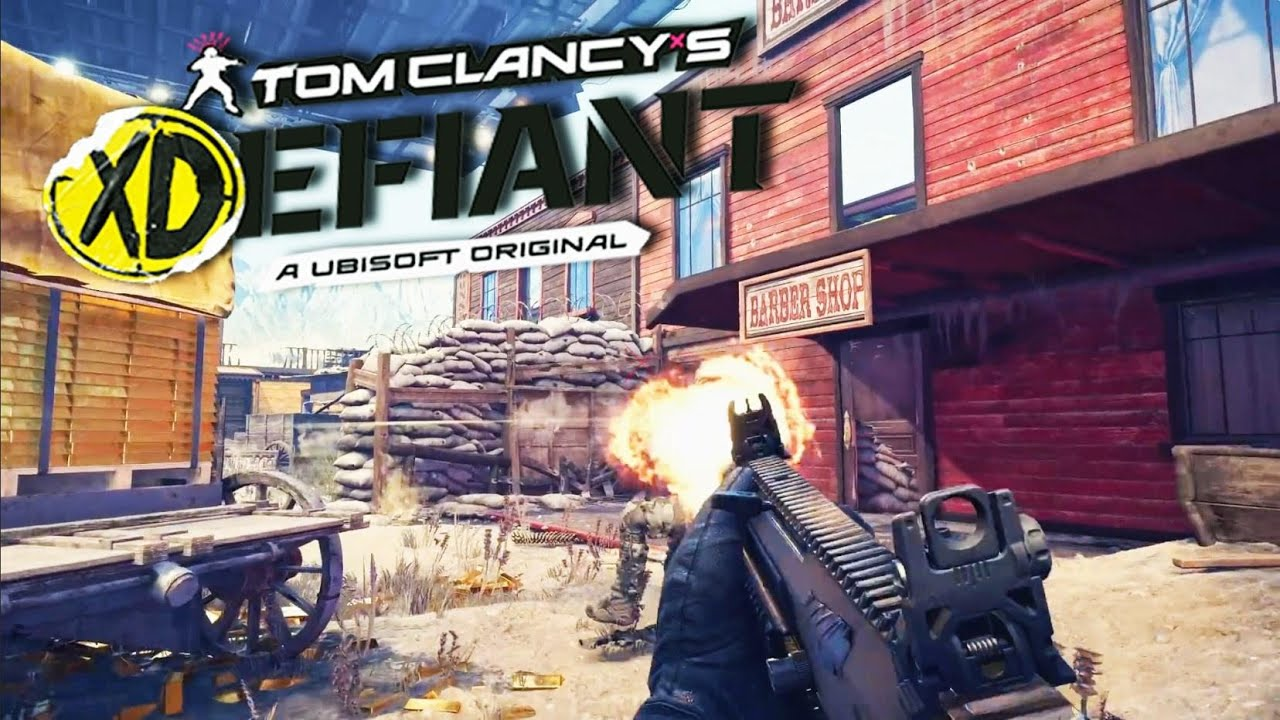 COD? Valorant? Overwatch? - NOVO FPS GRÁTIS da UBISOFT ANUNCIADO! (Tom Clancy's XDefiant)