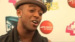 We talk girls with JLS's Oritse & Jason Derulo