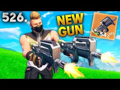NEW SMG is the MOST OP GUN..!! Fortnite Daily Best Moments Ep.526 Fortnite Battle Royale Funny