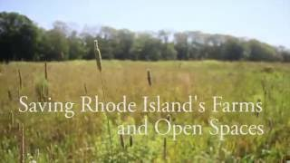 Save Rhode Island Farms and Open Spaces