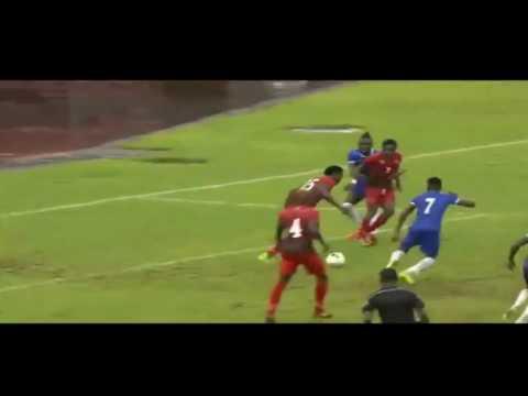 Sierra Leone vs Kenya 2 1 goals  highlights