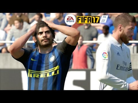 FIFA 17 Demo (Xbox One)  Real Madrid vs Inter Milan (Full Game)