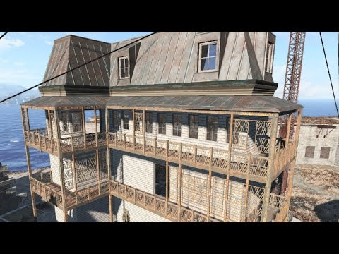 Fallout 4 Increase Settlement Build Size With No Mods Pc Ps4 Xbox ...
