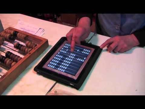 Russian Abacus (Schety) on iPad