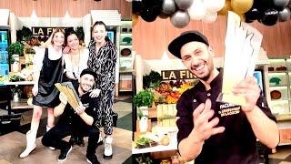 ¡Facundo se consagró como campeón de la Temporada de campeones de El gran premio de la cocina!