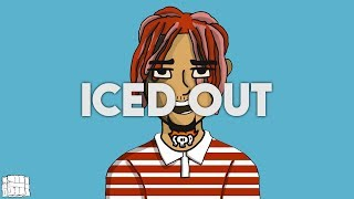 "Gambar cover (FREE) Lil Pump Type Beat x Smokepurpp Type Beat ""Iced Out"" 