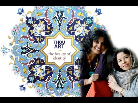 Thou Art: The Beauty of Identity, a Studio Pause community poetry book