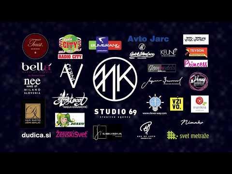 Fashion show MK exclusive LDN - Maribor edition