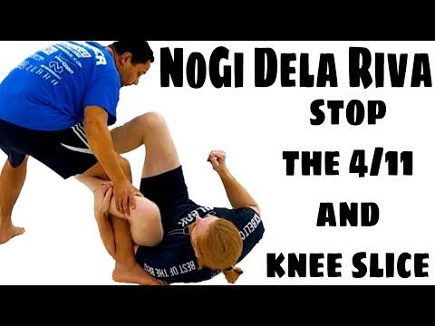 NoGi Dela Riva (Game Changer) Leviathan Brazilian Jiu-Jitsu Academy Cleveland,  TN Martial Arts