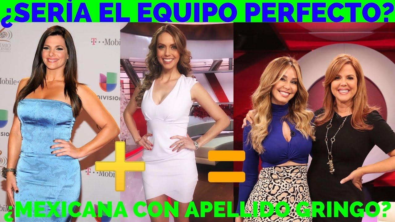 Reemplazo María Celeste Arrarás Crea Duda: Quieren Dupla Bárbara Bermudo y Jessica Carrillo a Gritos