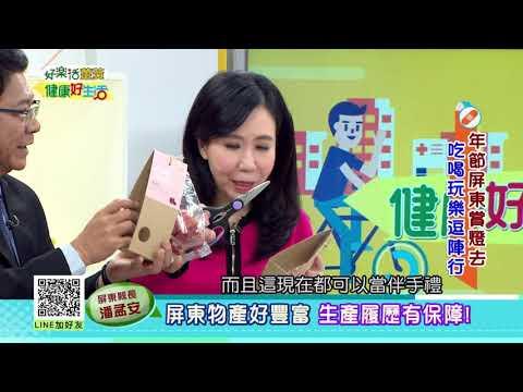 20190212  健康好生活   年節屏東賞燈去 吃喝玩樂逗陣行