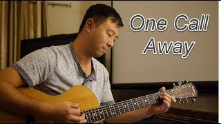 Charlie Puth - One Call Away (Cover guitar with lyrics and chords)