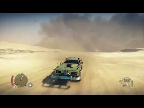 Обзор трейнера для игры Mad Max ( прохождение игры )