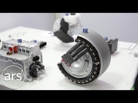 NAIAS 2017: the future of EV motors with Bosch | Ars Technica