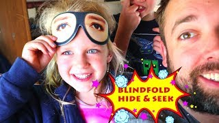Blindfold Hide And Seek In An RV!