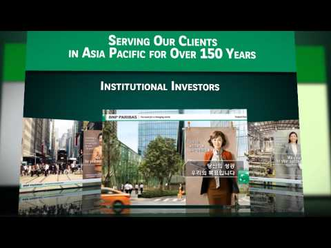 BNP Paribas in Asia Pacific