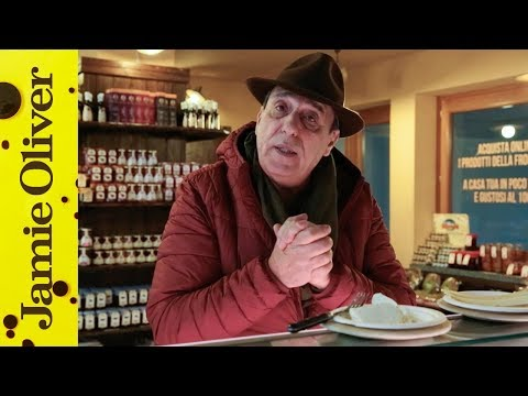 Gennaro finds an Incredible Italian Cheese Shop! | Gennaro Contaldo