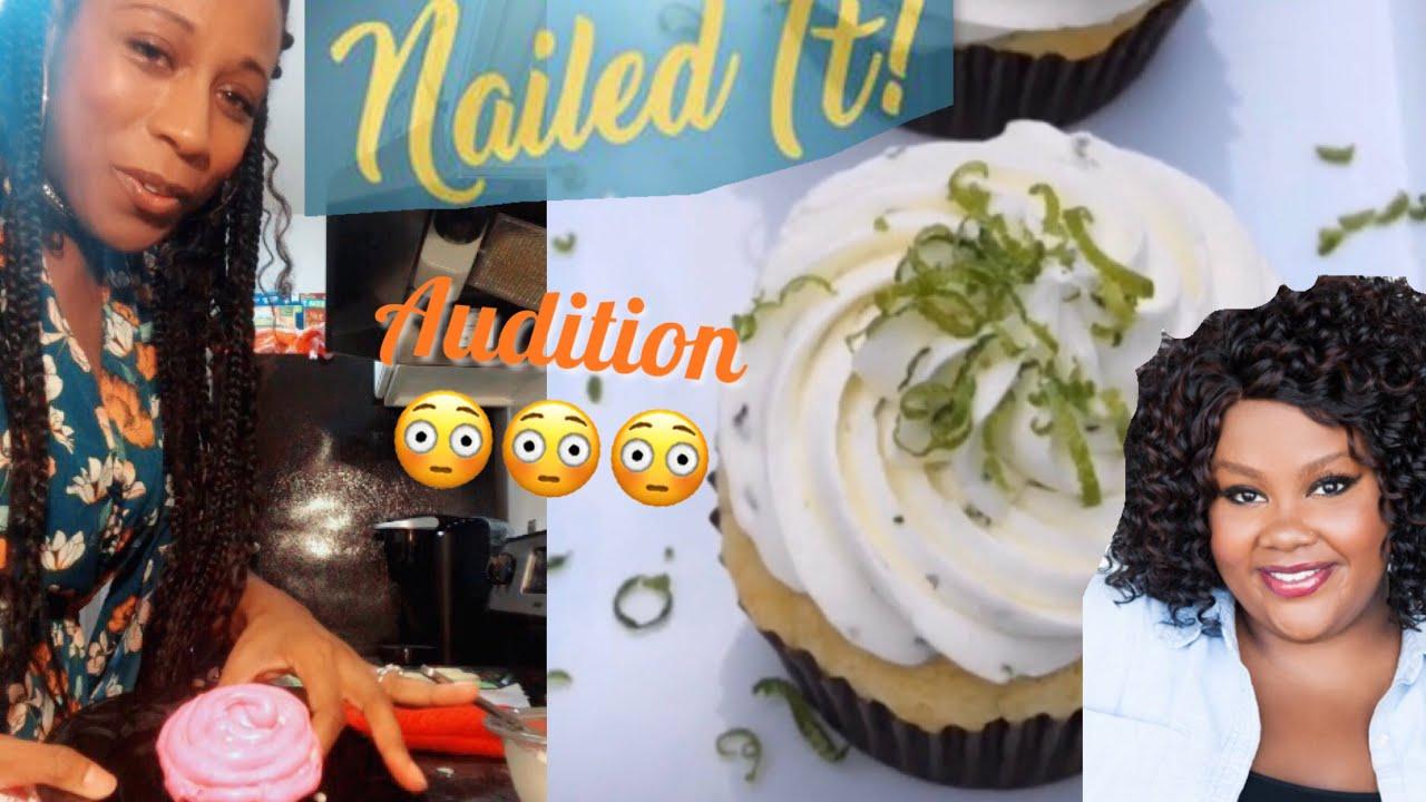 Nailed It Audition videos | Nailed It - Netflix | Diamond Janae