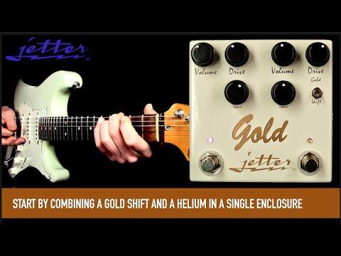 Jetter Gold Standard