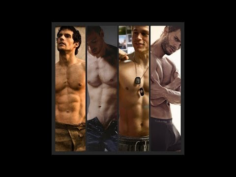 Top 10 Insanely Talented + Hot British and Irish Actors ( HD video )