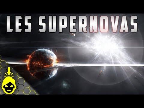10 CHOSES à SAVOIR sur les SUPERNOVAS