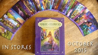 How to Do a Reading with The Magic of Flowers Oracle!
