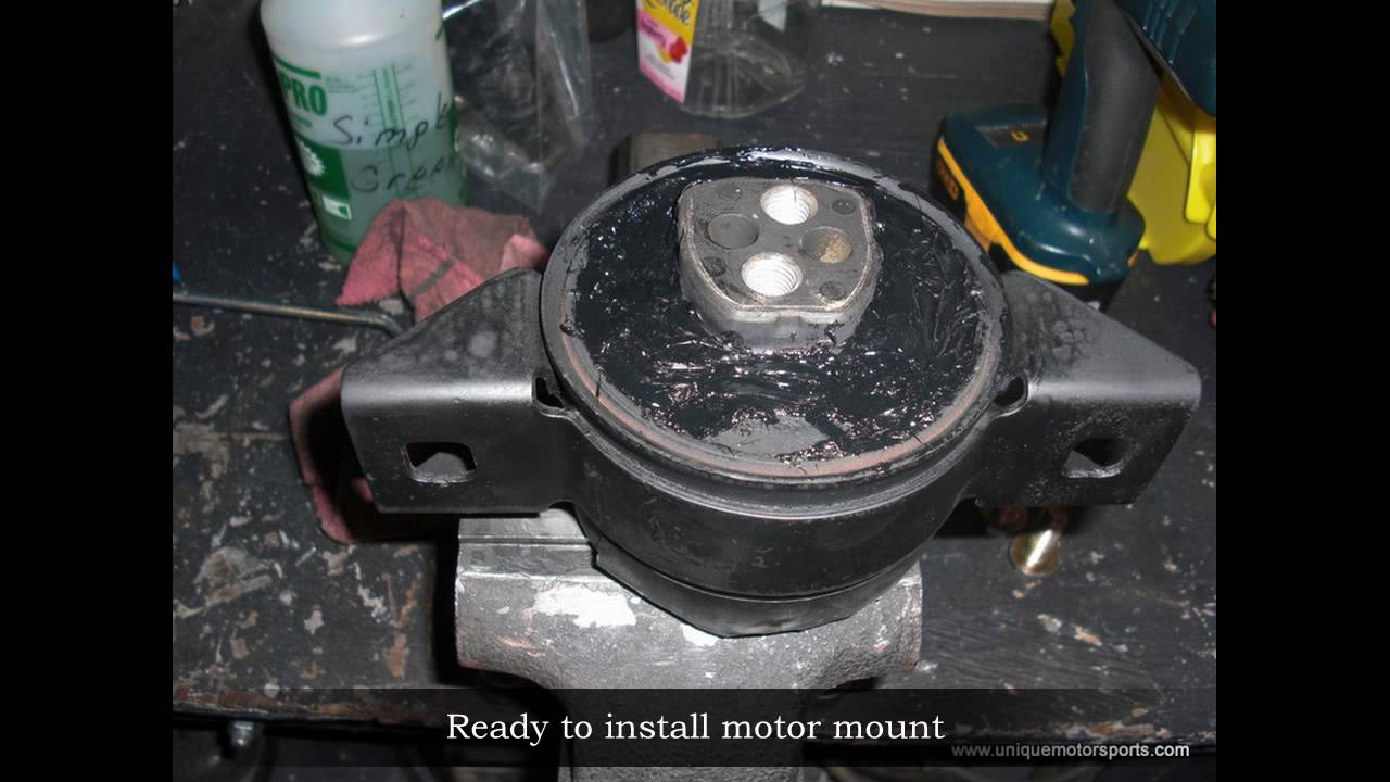 subachad aveo motor mount fill and fix part 2 youtube